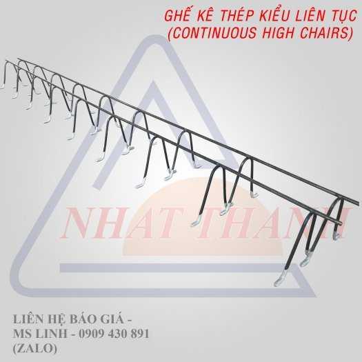 Ghế kê lưới thép hàn11