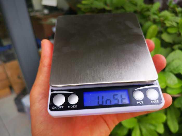 Cân Tiểu Ly Điện Tử 500g Kích thước 10 x 12 cm - MSN383254