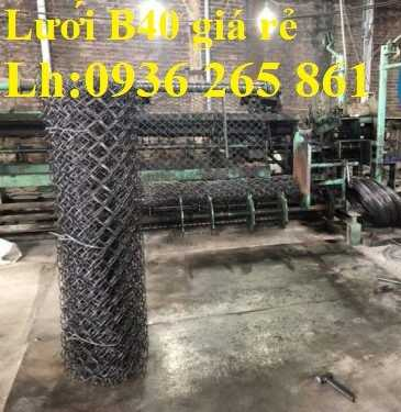 Sản xuất lưới B40 các loại khổ 1m, 1m2, 1m5, 1m8, 2m, 2m4 giá rẻ0