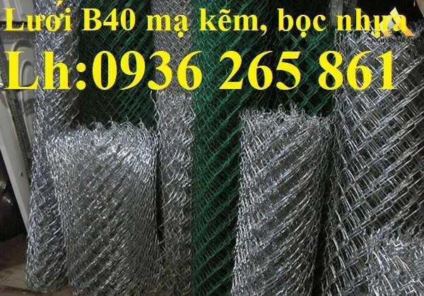 Sản xuất lưới B40 các loại khổ 1m, 1m2, 1m5, 1m8, 2m, 2m4 giá rẻ8