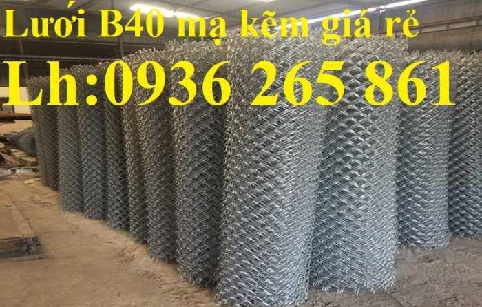 Sản xuất lưới B40 các loại khổ 1m, 1m2, 1m5, 1m8, 2m, 2m4 giá rẻ1