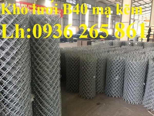 Sản xuất lưới B40 các loại khổ 1m, 1m2, 1m5, 1m8, 2m, 2m4 giá rẻ3