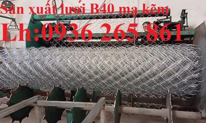 Sản xuất lưới B40 các loại khổ 1m, 1m2, 1m5, 1m8, 2m, 2m4 giá rẻ5