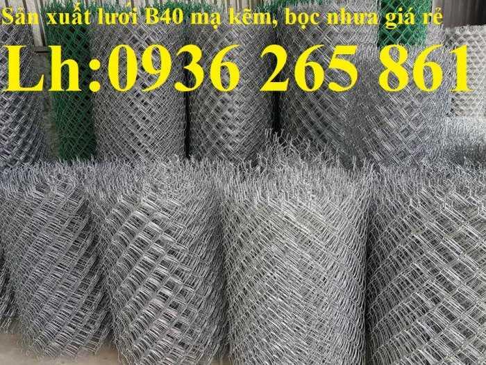 Sản xuất lưới B40 các loại khổ 1m, 1m2, 1m5, 1m8, 2m, 2m4 giá rẻ4