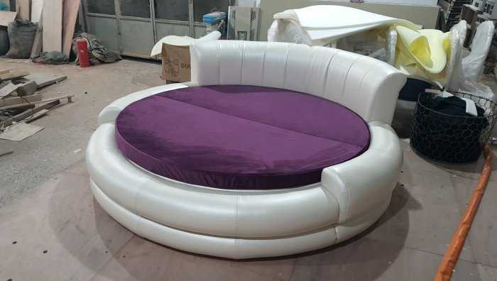 Giá giường tròn khách sạn, kích thước giường tròn công chúa tại cần thơ19