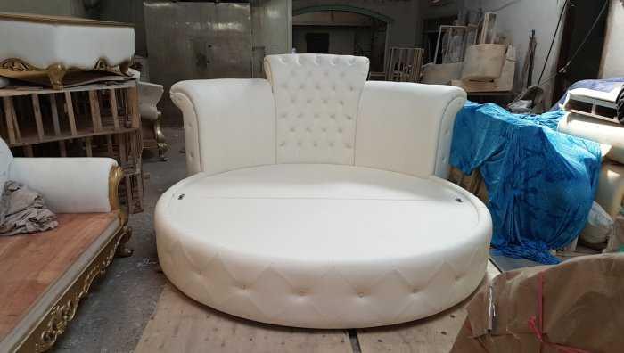 Giá giường tròn khách sạn, kích thước giường tròn công chúa tại cần thơ17