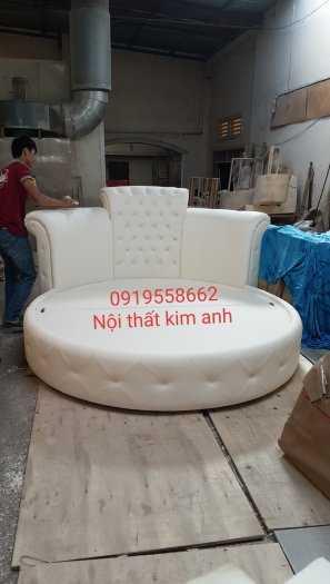 Giá giường tròn khách sạn, kích thước giường tròn công chúa tại cần thơ16