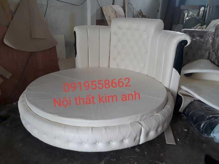 Giá giường tròn khách sạn, kích thước giường tròn công chúa tại cần thơ13