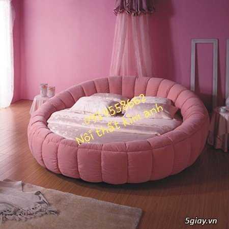 Giá giường tròn khách sạn, kích thước giường tròn công chúa tại cần thơ10