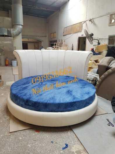 Giá giường tròn khách sạn, kích thước giường tròn công chúa tại cần thơ9