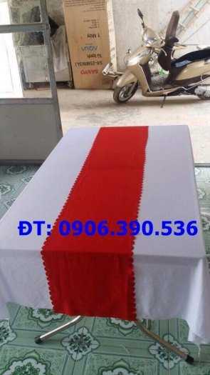 Khăn Trải Bàn Cho Nhà hàng Lưu Động, Quán Nhậu Bình Dân4