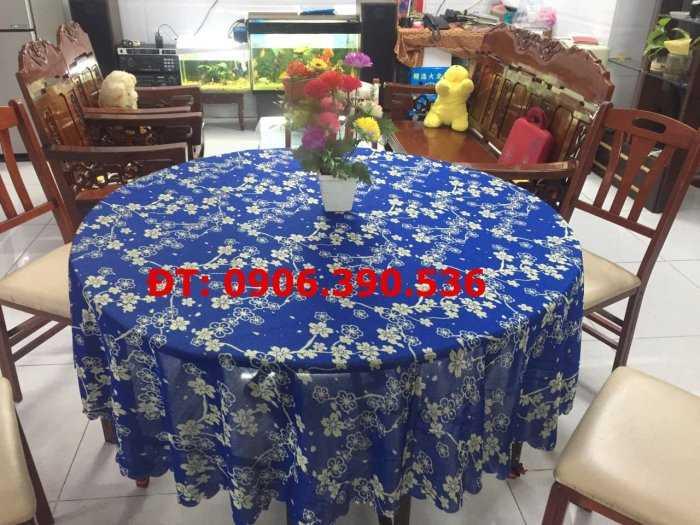 Khăn Trải Bàn Cho Nhà hàng Lưu Động, Quán Nhậu Bình Dân2