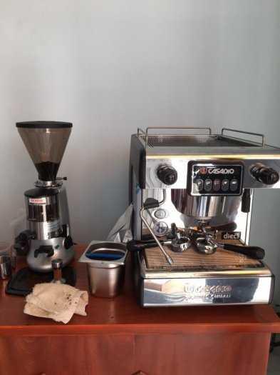 Cần bán máy pha cà phê casadio undici1