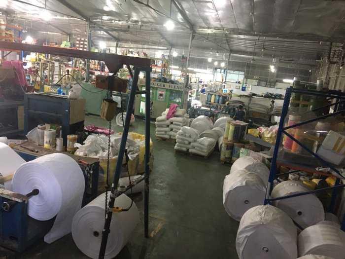 Bao PA/PE đựng gạo 1kg, 2kg, 5kg xuất khẩu8