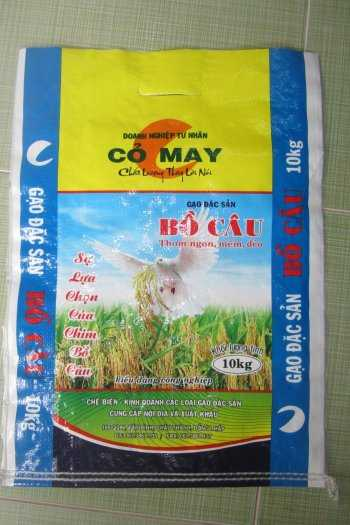 Bao PA/PE đựng gạo 1kg, 2kg, 5kg xuất khẩu6