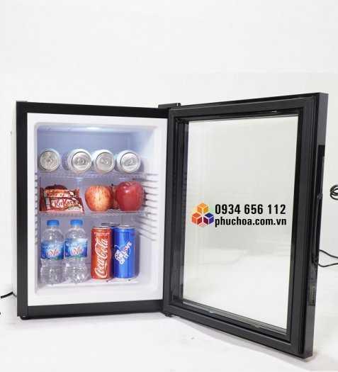 Tủ lạnh mini, minibar khách sạn không ồn, giá rẻ tại kho0