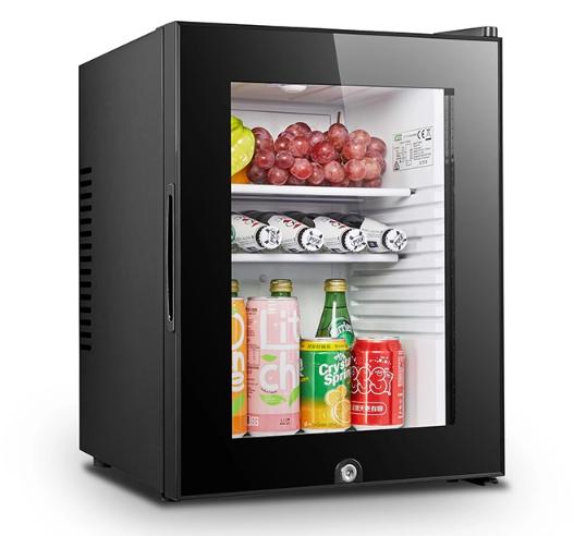 Tủ lạnh mini, minibar khách sạn không ồn, giá rẻ tại kho1