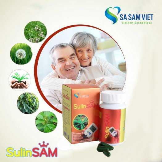 Hạ đường huyết - SULIN SÂM (Tiểu đường)1