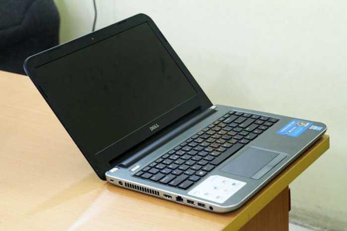 Laptop Dell Insprion 5437 Core i3-4010U Ram 4GB SSD 120GB Màn 14 Inch Cảm Ứng Máy Vỏ Nhôm Đẹp1