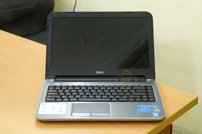 Laptop Dell Insprion 5437 Core i3-4010U Ram 4GB SSD 120GB Màn 14 Inch Cảm Ứng Máy Vỏ Nhôm Đẹp0