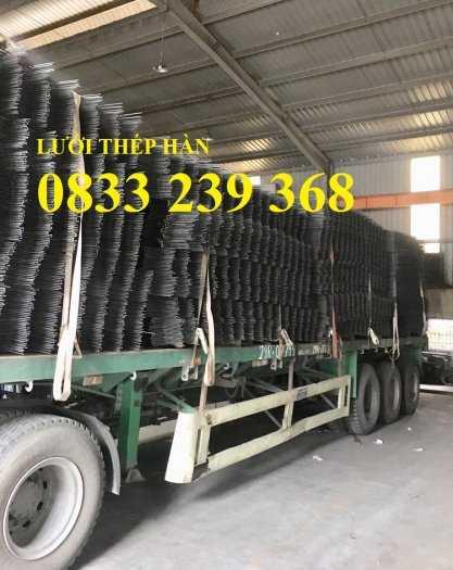 Lưới thép đổ sàn bê tông phi 6 ô 150x150, 200x200, 250x250 làm theo đơn đặt hàng, giao hàng 3 ngày1