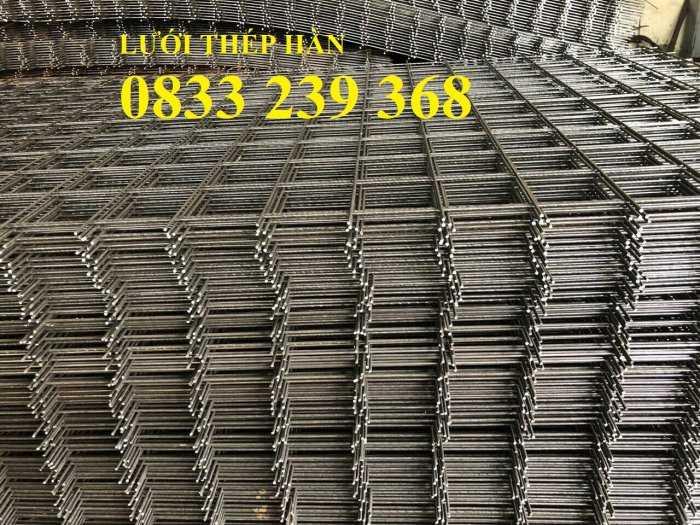 Lưới thép đổ sàn bê tông phi 6 ô 150x150, 200x200, 250x250 làm theo đơn đặt hàng, giao hàng 3 ngày0