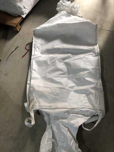Bao jumbo, bao 1 tấn ống nạp đáy xả, bao jumbo nắp đậy có sẵn tại kho tái sử dụng được nhiều lần1