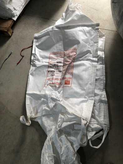 Bao jumbo, bao 1 tấn ống nạp đáy xả, bao jumbo nắp đậy có sẵn tại kho tái sử dụng được nhiều lần2