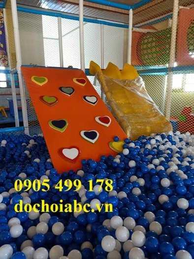 Bóng nhà banh cho khu vui chơi trẻ em giá rẻ - chất lượng nhất tại đà nẵng