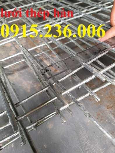 Lưới thép hàn D4 a(50x50), a(100x100), a(150x150), a(200x200) luôn sẵn kho0