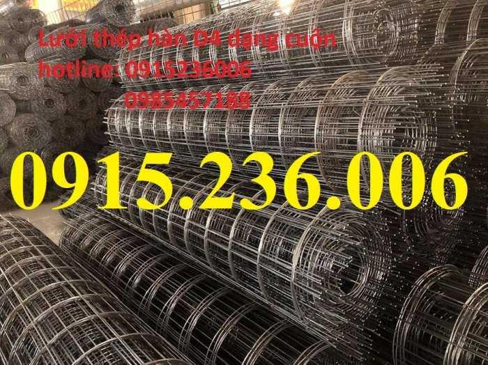 Lưới thép hàn D4 a(50x50), a(100x100), a(150x150), a(200x200) luôn sẵn kho4