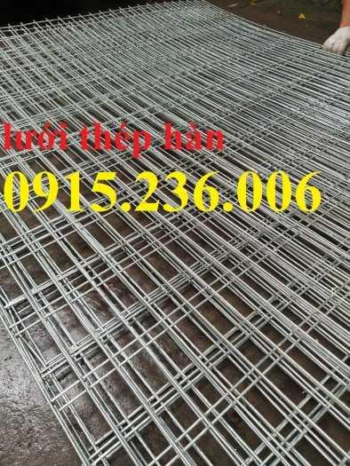 Lưới thép hàn D4 a(50x50), a(100x100), a(150x150), a(200x200) luôn sẵn kho