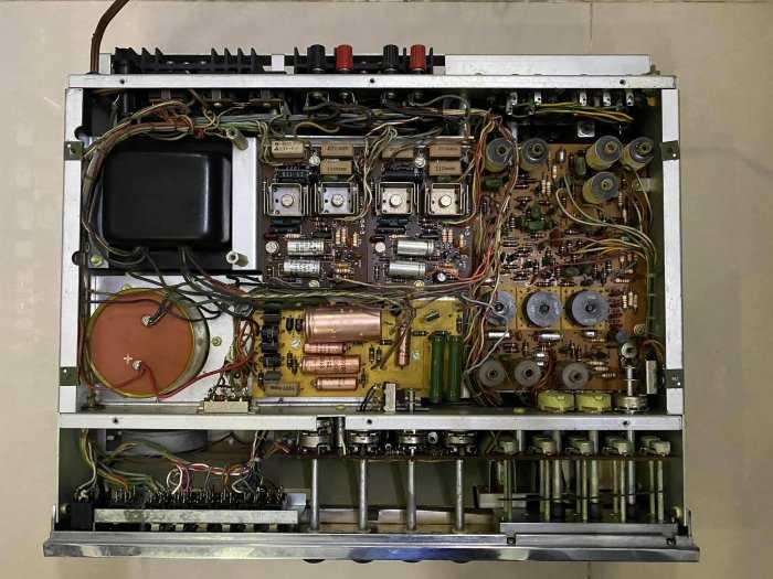 AMPLI HEATHKIT AR-15 USA