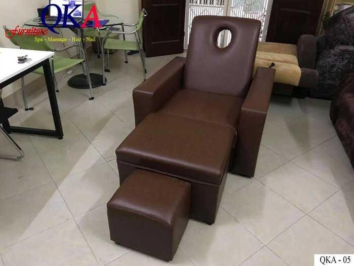 Mẫu ghế massage chân cố định0