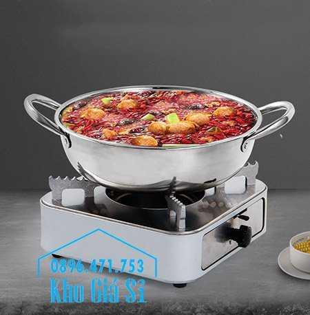 Cung cấp bếp cồn inox hình vuông màu bạc có ngăn kéo đựng cồn cho nhà hàng, quán ăn, resort5