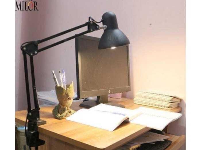 Đèn học kẹp bàn chống cận thị - MIỄN PHÍ SHIP ĐÀ NẴNG2