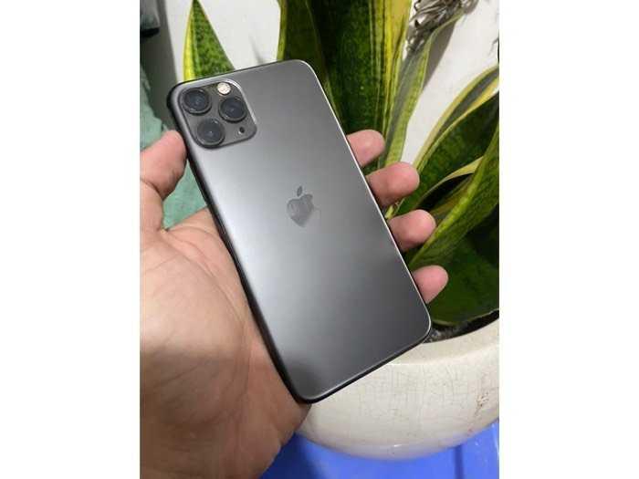 Iphone 11 Pro 64gb đen Qte keng chẩn zin áp1