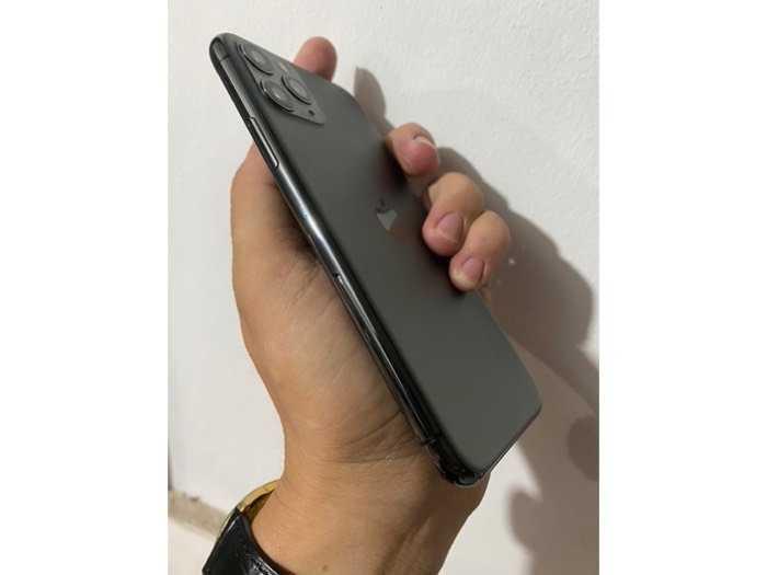 Iphone 11 Pro 64gb đen Qte keng chẩn zin áp2