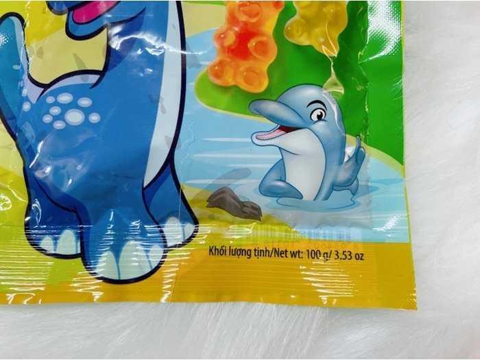 Kẹo dẻo Zoo 100gram3
