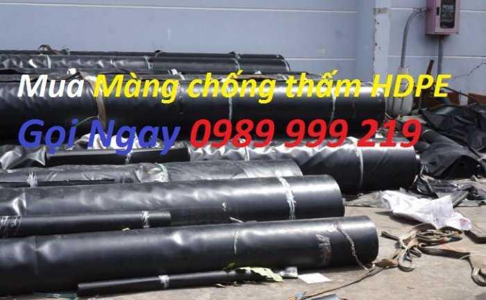 Bạt nhựa HDPE 0.5mm-k5-50m-150kg lót be bờ ao-cty suncogroup việt nam
