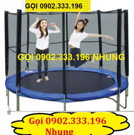 Nơi cung cấp sàn nhún khu vui chơi trẻ em, bạt nhún vận động cho bé1