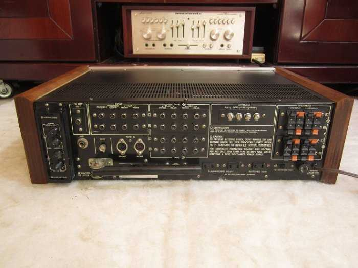 Ampli kenwood 9340
