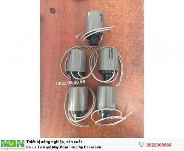Rơ Le Tự Ngắt Máy Bơm Tăng Áp Panasonic2