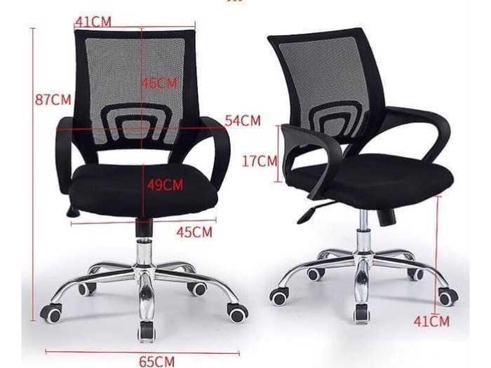 Ghế văn phòng chuẩn hàng nhập VD0402