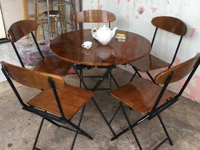 Bàn ghế cafe giá sỉ tại xưởng sản xuất2
