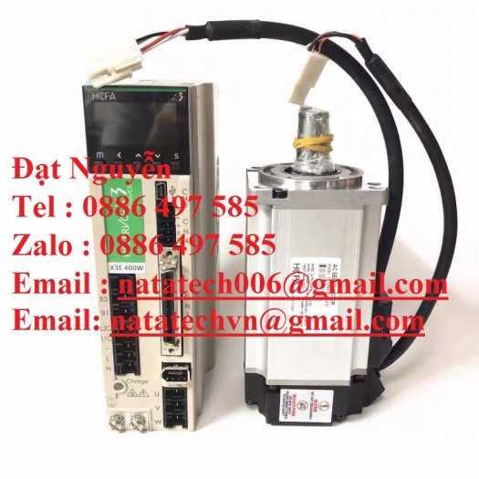 Động cơ ,HCFA, SV-X3DA020A-D1