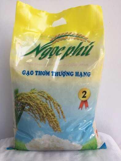 Bao đựng gạo 5kg - 10kg  có quai xách2