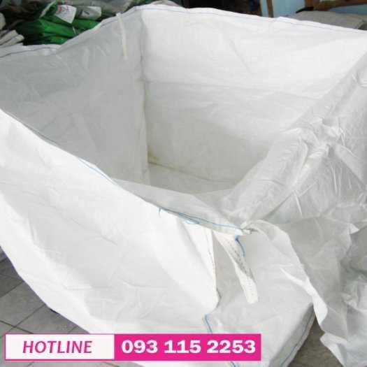 Bao jumbo 1 tấn xuất khẩu, lưu kho hàng hóa, bao đóng cát công trình các loại4