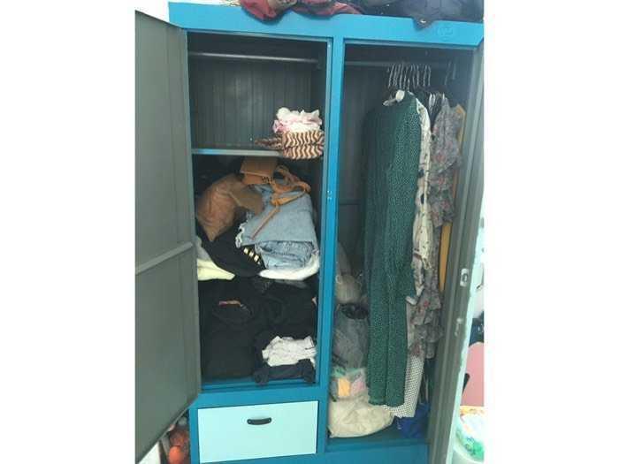 Tủ quần áo còn mới1
