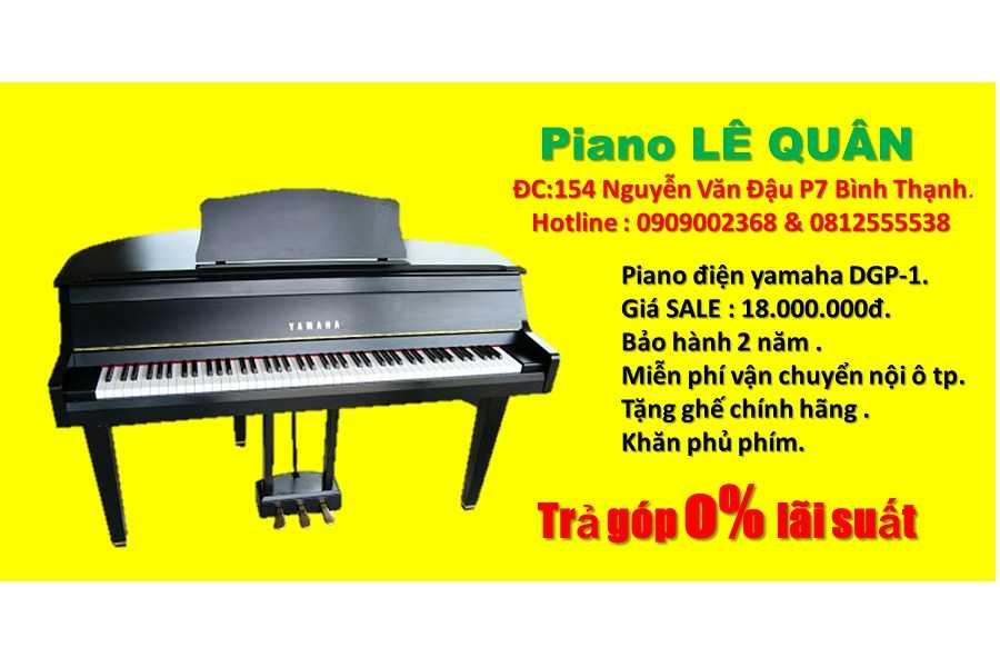 Piano điện DGP-10